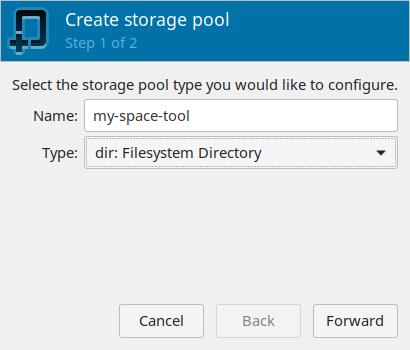 create-storage-pool